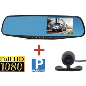 zpetne-zrcatko-s-fhd-kamerou-do-auta-a-lcd-displejem-parkovaci-kamera